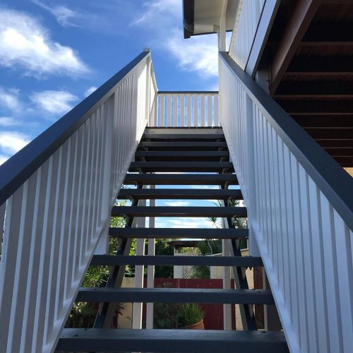 brisbane stairs exterior river city constructions