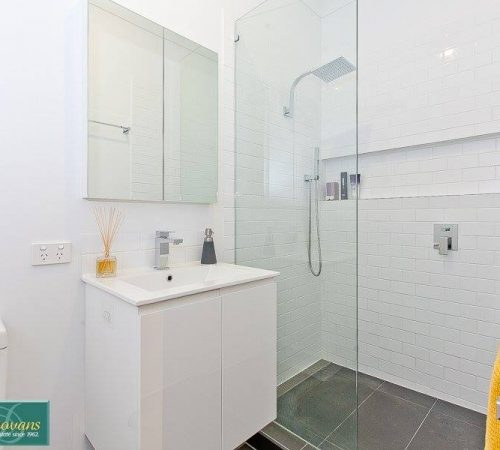 River City Constructions Minto white bathroom