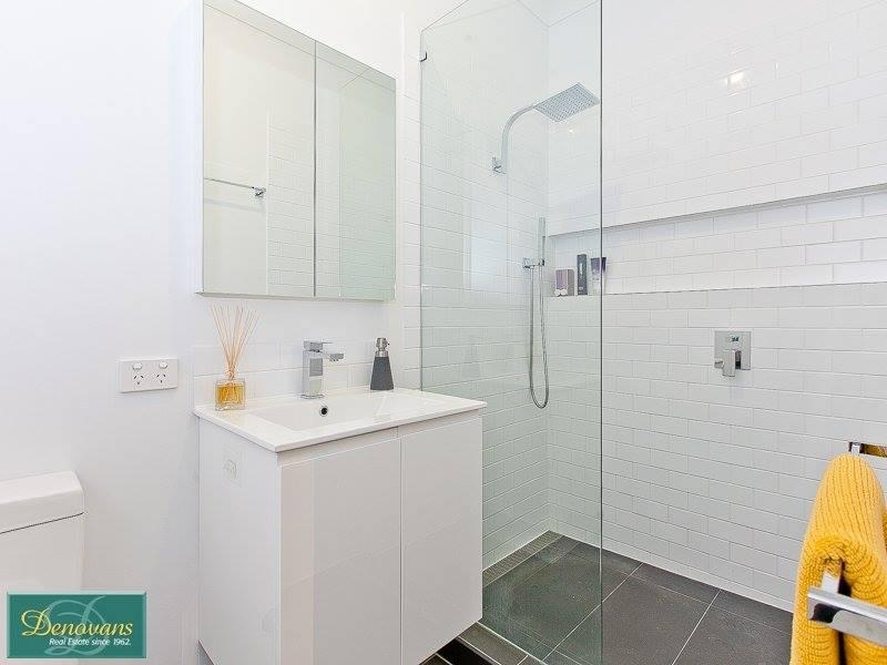 River City Constructions Minto white bathroom