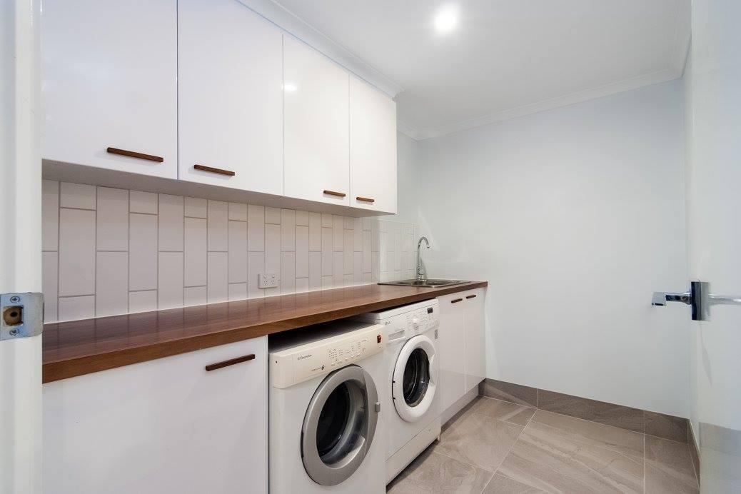 River City Constructions Cestrum laundry