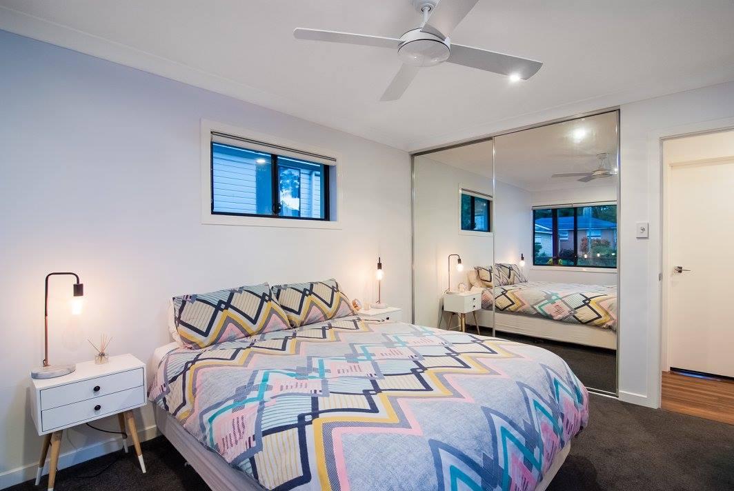 River City Constructions Cestrum bedroom