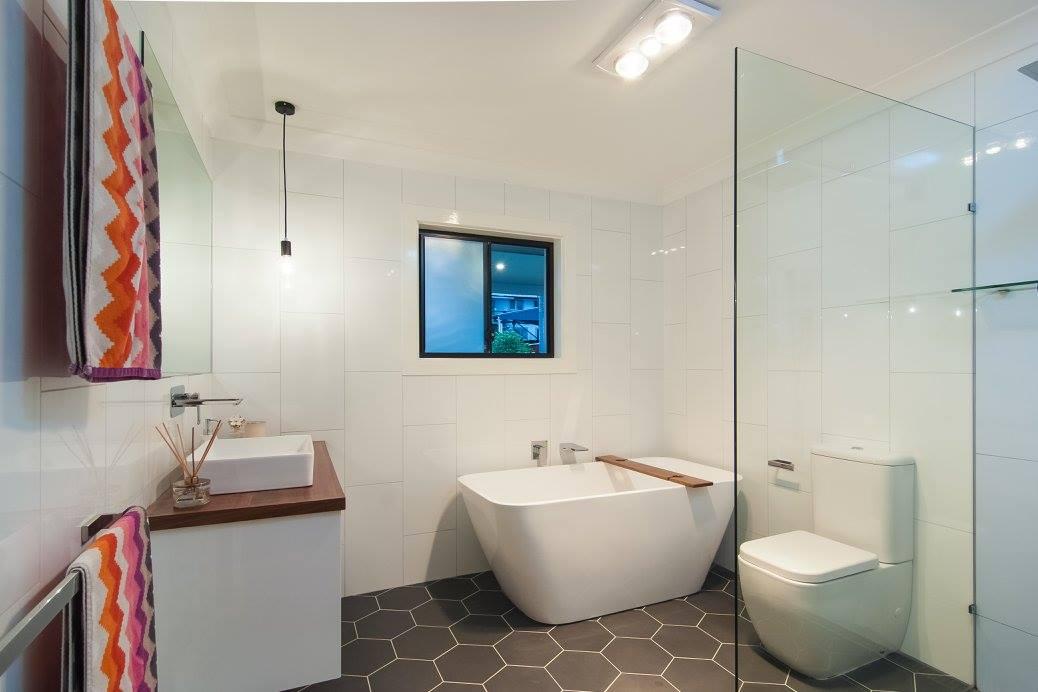 River City Constructions Cestrum bathroom