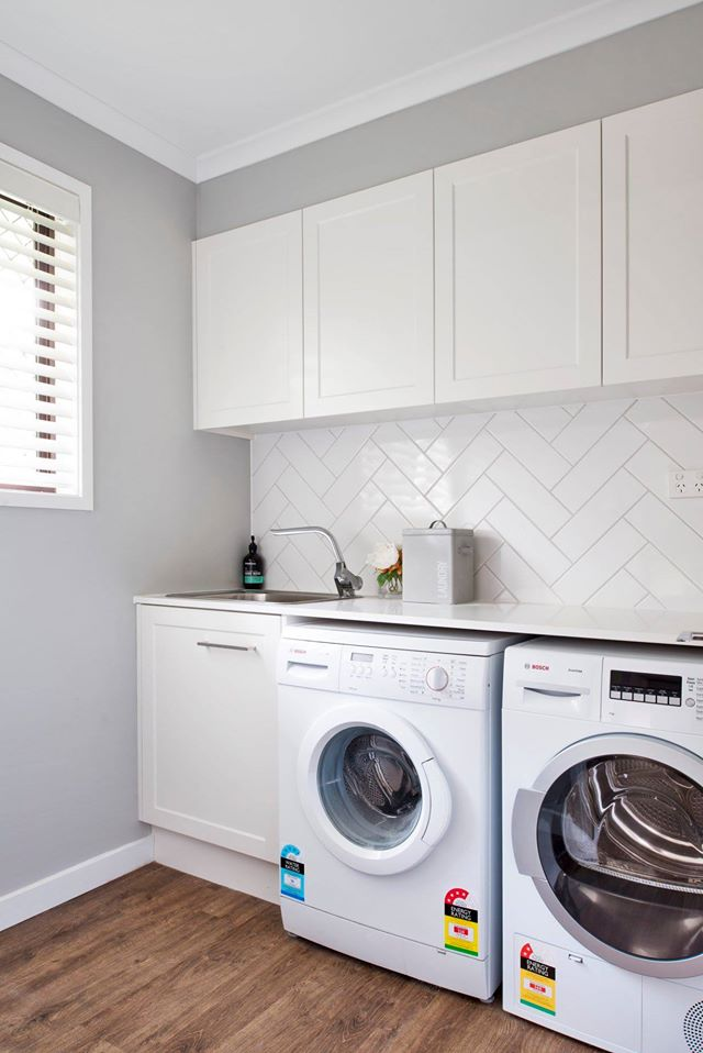 River City Constructions Belclare laundry
