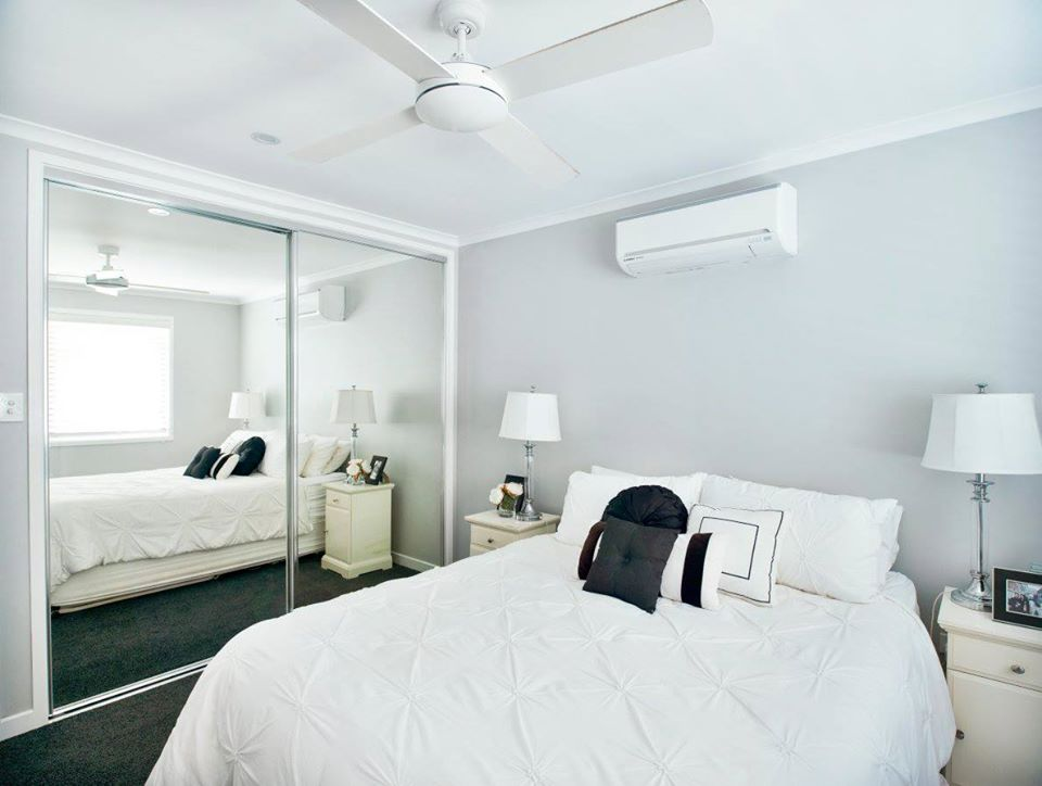 River City Constructions Belclare neutral bedroom