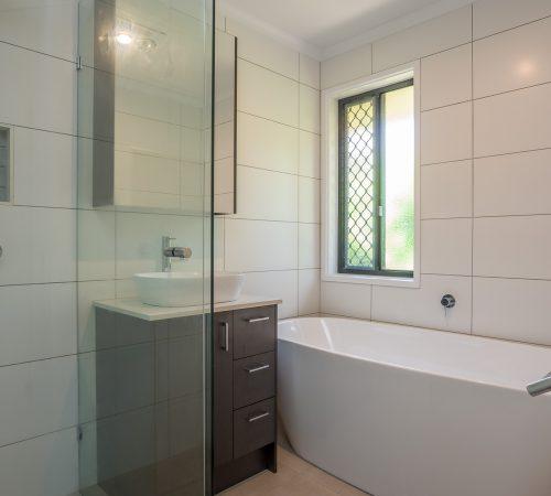 river city constructions bathroom upgrade