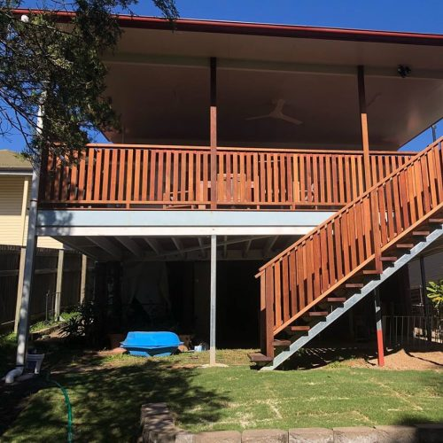 river city constructions deck renovation