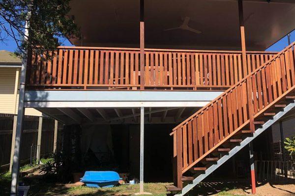 river city constructions deck renovation