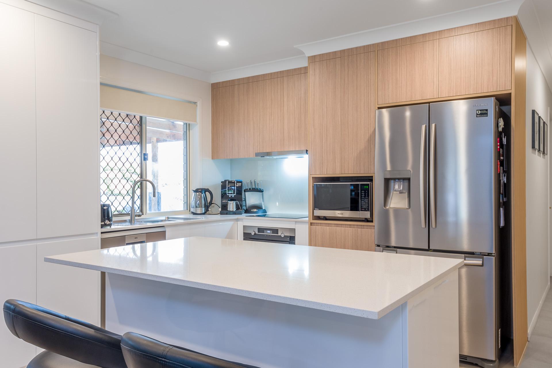 river city constructions kitchen renovation timber