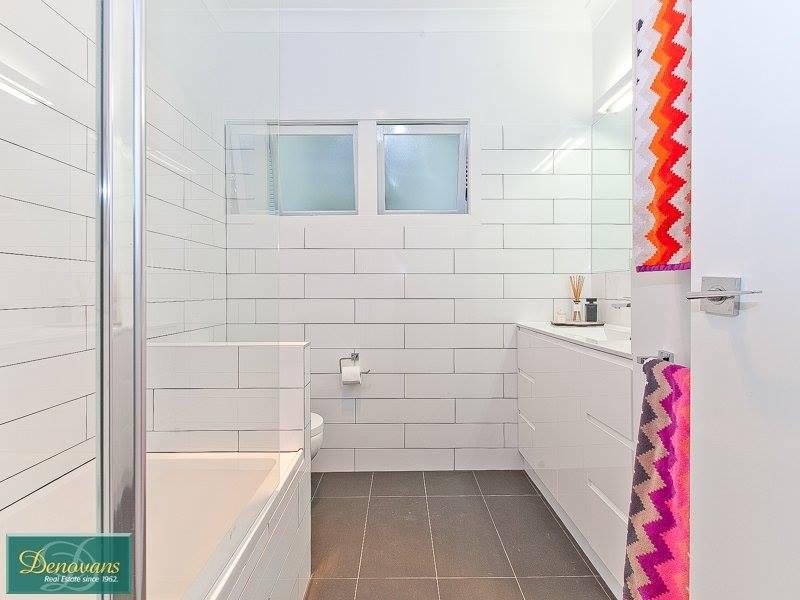 River City Constructions Belclare bathroom after renovation