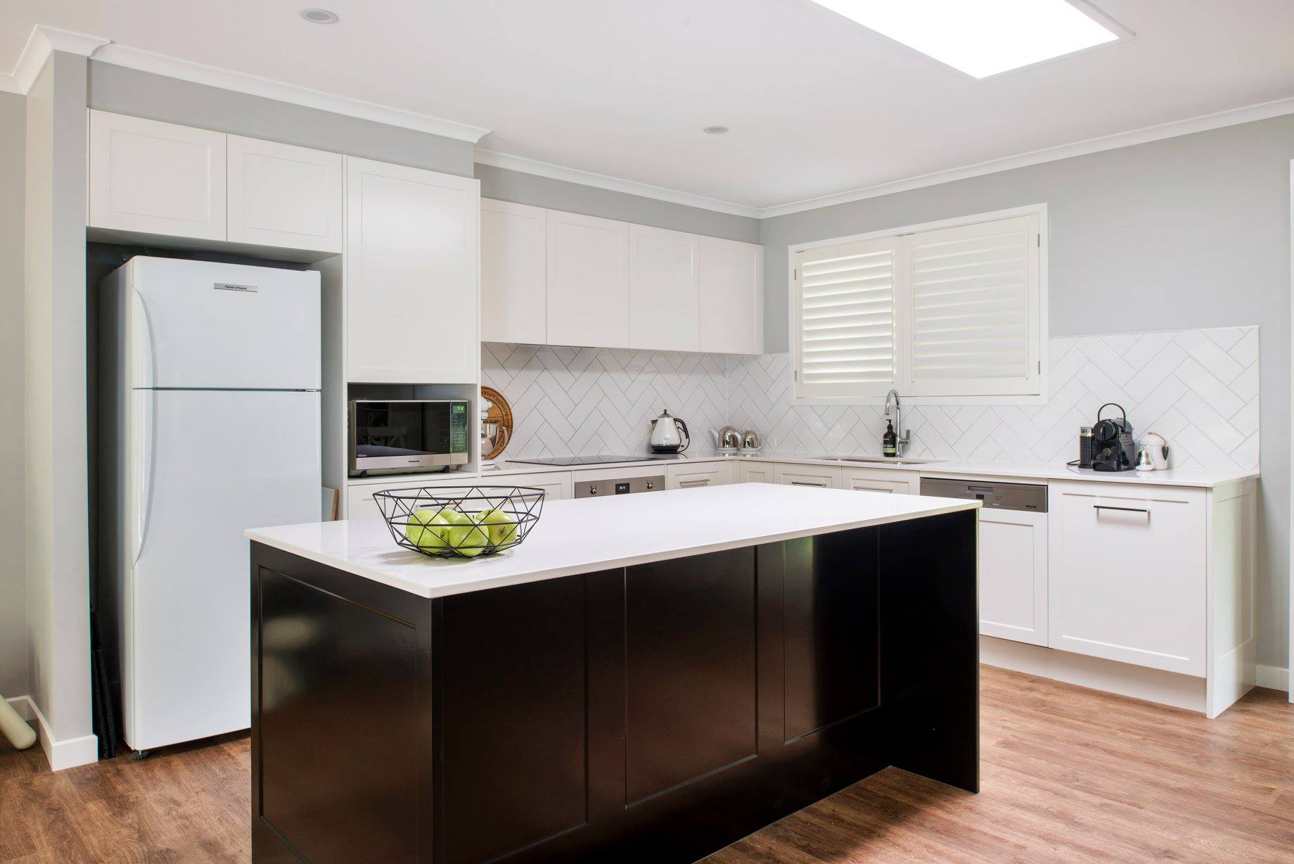 River City Constructions Belclare renovated kitchen
